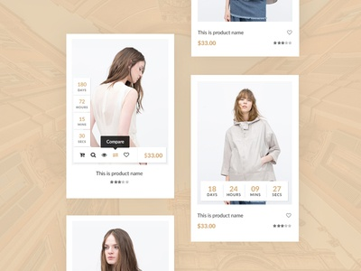 Promotion Countdown - Nitro WooCommerce theme