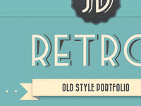 Retro 4.0 - Less images more CSS