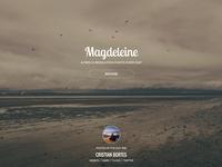 Magdeleine - Landing page