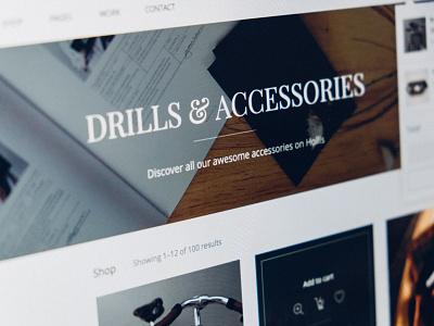 Drills & Accessories