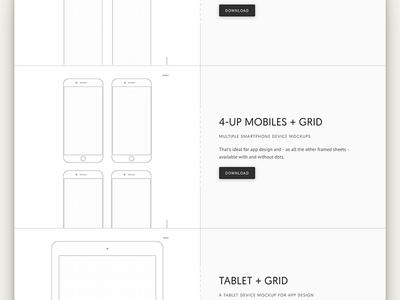Sneakpeekit 2: Site Design + New Sheets