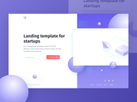 Holly - HTML/CSS Landing page