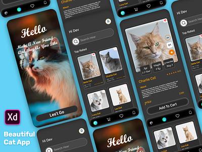 Beautiful Cat App