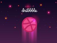 Hello Dribble!