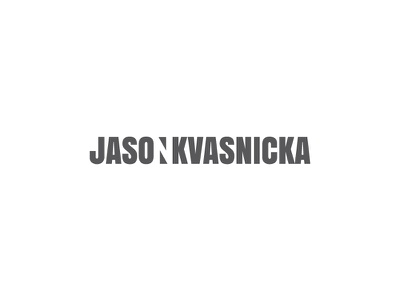 Name Logotype | Optical Illusion wordmark modern brand branding illusion typography name logo logotype logo