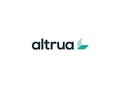 Altrua | Logo Refresh Rebrand brandmark logomark idea minimal identity icons icon refresh rebrand logos logo