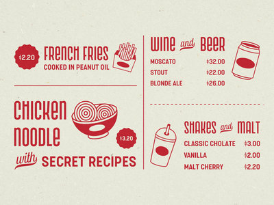Gendis - Fonts Pack poster menu bar food and drink food illustration illustration vintage retro logo logotype branding surotype