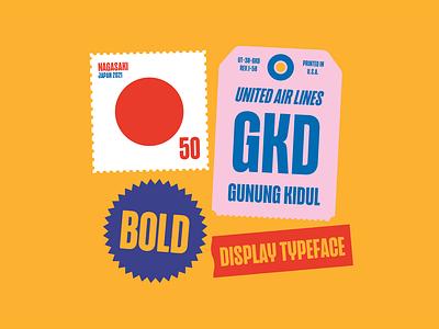 Rockids - Specimen beer labels font logo logotype typography branding surotype