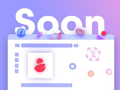 A New Reality ecommerce apple glass art blender blend augmentedreality pink ar branding 3d