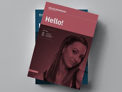 Regulaar Resume / CV cover letter cv designer din egotype guidelines identity indesign infographics minimal resume swiss