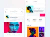 Concept-Pic Social Network App