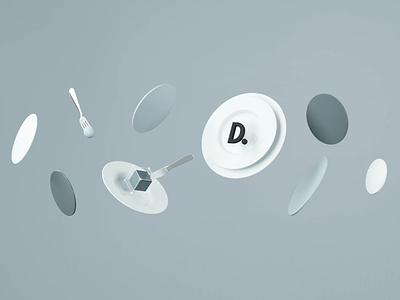 Dine Reel 2020 aftereffects c4d webdesign portfolio designstudio studio reel