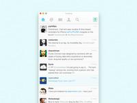 Twitter client full