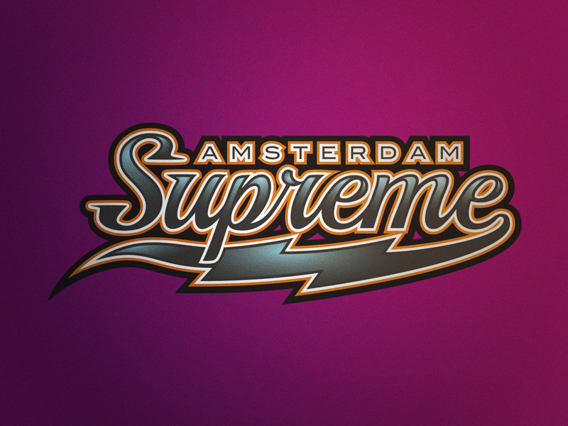 Supreme by Arjen Bokhoven on Dribbble
