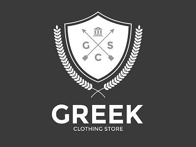 Greek Version Two emblem logo greek