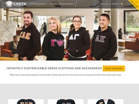 Greek Clothing Home Page