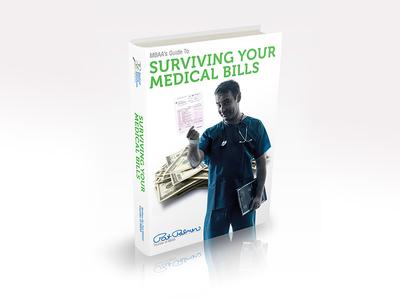 Medical Book Mock mock book cover art