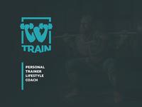 W-Train Logo