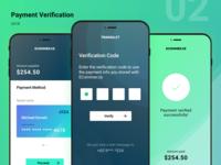 Payment Verification UI Flow