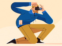 6 Hex Codes Selfie