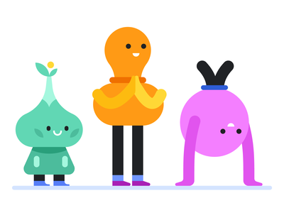 Homies peeps weird character art vector illustrator design illustration
