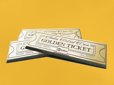 Golden Ticket Bars