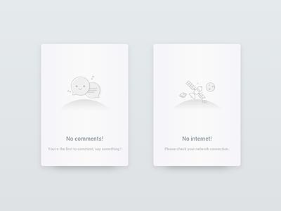 Comment pic no connection text internet network wifi comment