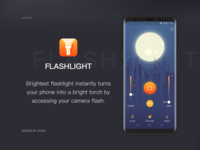 Flashlight Dribbble Cover