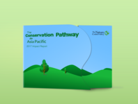 The Nature Conservancy Impact Report Redesign