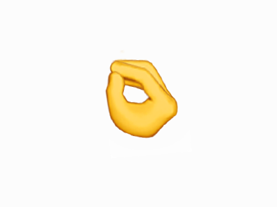 Italian Sign Language stupid ciao mangia italy emoji