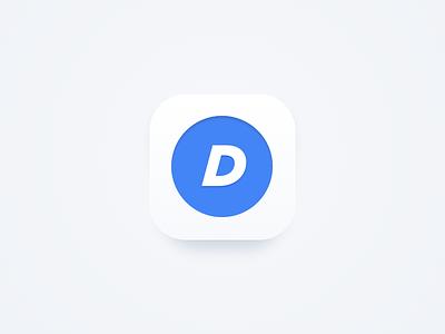 DuoDict - My self built app icon app ios dictionary vocabulary
