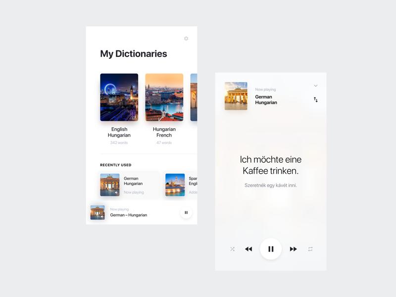 Dictionary thumbnail