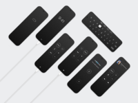 Apple remote oled2