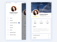 Daily UI For Salon