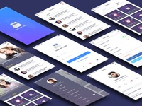 News and Video App Ui Design