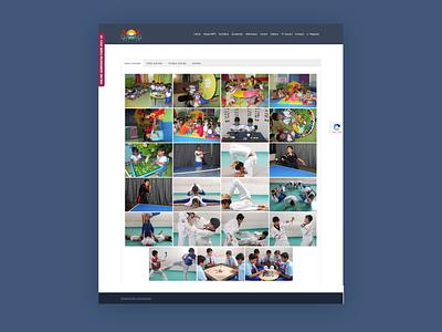 Website for npsindore css website redesign website design wordpress