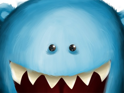 Mons azul