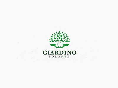 Giardino Polonez  istanbul forest nature natural leafs branding logo green tree