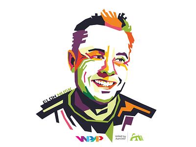 Elon Musk on WPAP vector illustration aam wedhas pop art portrait elon musk portrait digital art aams pop art elonmusks wpap aams wpap pop art aam360 wpap by aam360 wpap by aam wpap elon musk on wpap elon musk elonmusk