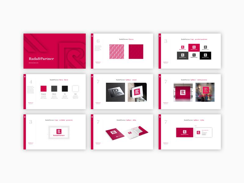 Brand guidelines - Rada&Partner