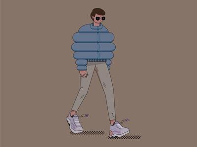 A cool boy