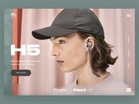 B&O Play H5 | Concept
