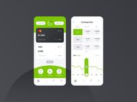 Banking app attach
