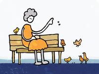 Park Bench Stories 3