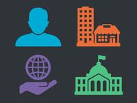 Account Type Icons