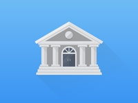 Simple Bank Illustration