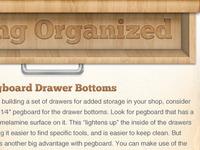 Getting Organized Header