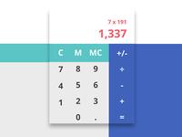 Calculator Daily Shot #4