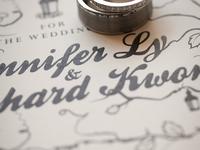 Our Wedding Invitation crop