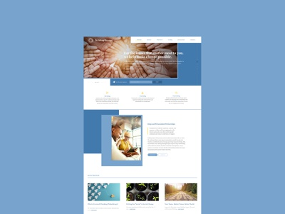 Web Design for Building Impact